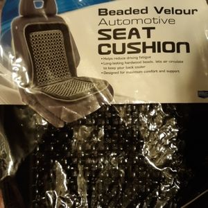 volour Automotive seat beads- two for 1 low price!